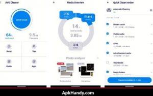 AVG Cleaner Pro APK 2021 Latest Download (No Ads, Premium Unlocked) 1