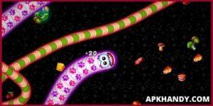 Worms Zone Mod Apk 2021 Download (Unlimited Money,Unlocked) 1
