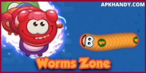 Worms Zone Mod Apk 2021 Download (Unlimited Money,Unlocked) 2