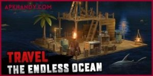 Survival on Raft Mod Apk 2021 Download (Unlimited Coins,Unlocked) 1