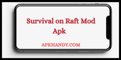 Survival on Raft Mod Apk