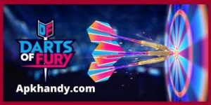 Darts Of Fury Mod Apk 2021 Latest Version(Unlimited Gems, Unlocked) 1