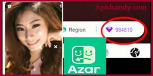 Azar Mod Apk 2021 Latest Version Unlimited Gems 3