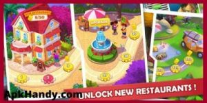 COOKING MADNESS MOD APK 2021 Download (Unlimited Diamond, Energy) 3