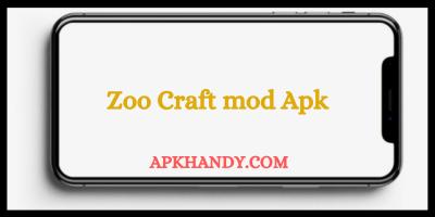 Zoo Craft mod Apk