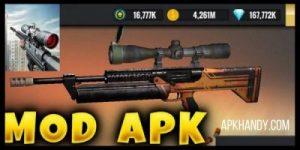 Sniper 3D Mod Apk Download Free [Coins/Money] 1