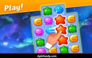 Fishdom Mod Apk Latest Version (Unlimited Gems) Download 3