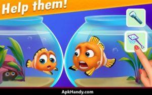Fishdom Mod Apk Latest Version (Unlimited Gems) Download 1