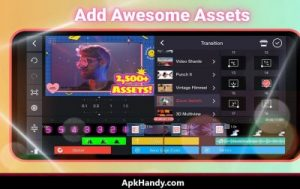 Kinemaster Pro Mod Apk (Unlimited Layers) Full Version Download 3
