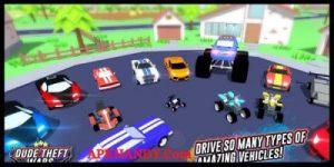 Dude Theft Wars Mod Apk [Unlimited Money]-Apkhandy 2