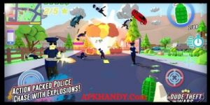 Dude Theft Wars Mod Apk [Unlimited Money]-Apkhandy 3