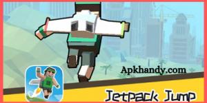 Jetpack jump Mod Apk Latest Download(Unlimited Money/Coins) 1