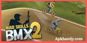 Mad skills BMX 2 Mod Apk [Unlocked] Latest Version 1