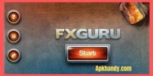 FxGuru Mod Apk Latest [Premium Unlocked]-ApkHandy 1