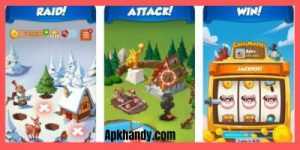 Coin Master Mod Apk Latest 3.5.425 for Android-Apkhandy 3