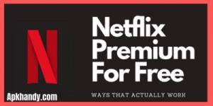 Netflix Mod Apk v7.116.0 [Premium Unlocked/No Ads]-2021 1