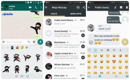 Ninja Whatsapp Apk
