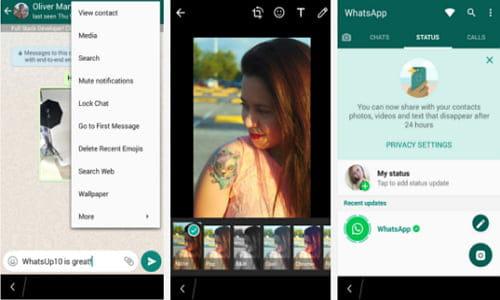 Whatsapp Messenger for BalckBerry