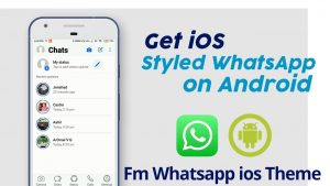 FMWhatsapp ios (iPhone) Download Latest 2021-ApkHandy 1